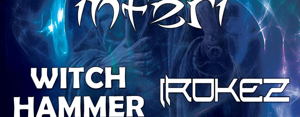 Porta Inferi zahájí jarní turné v M-klubu