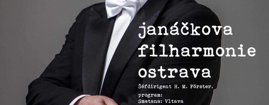 Janáčkova filharmonie Ostrava se vrací do Valašského Meziříčí