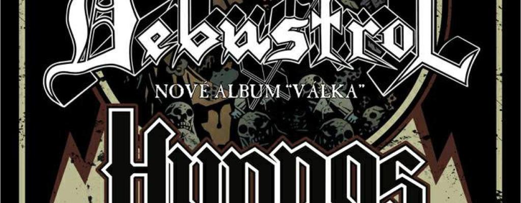 Metal jak má být s kapelami Debustrol a Hypnos v meziříčském M-klubu