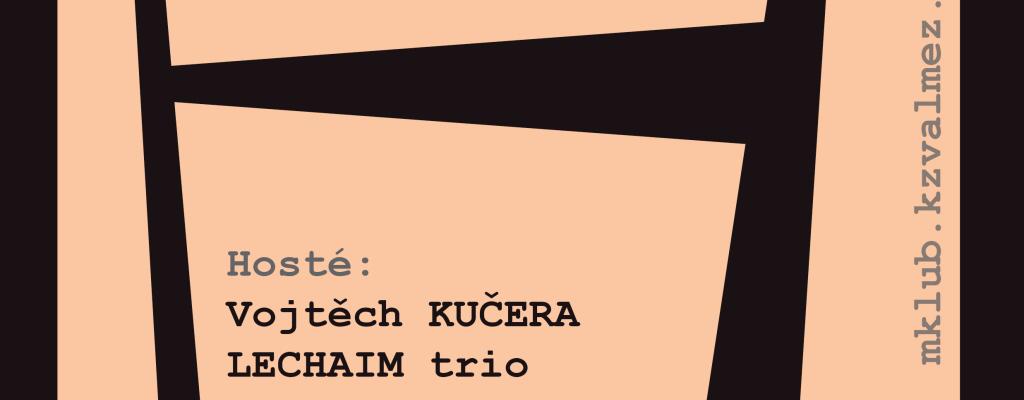 Večer literárně-hudební s hostem Vojtěchem Kučerou