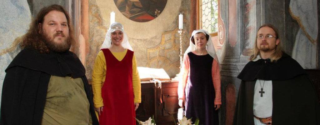 Vokální sdružení Magna Mysteria přiveze písně z celé Evropy