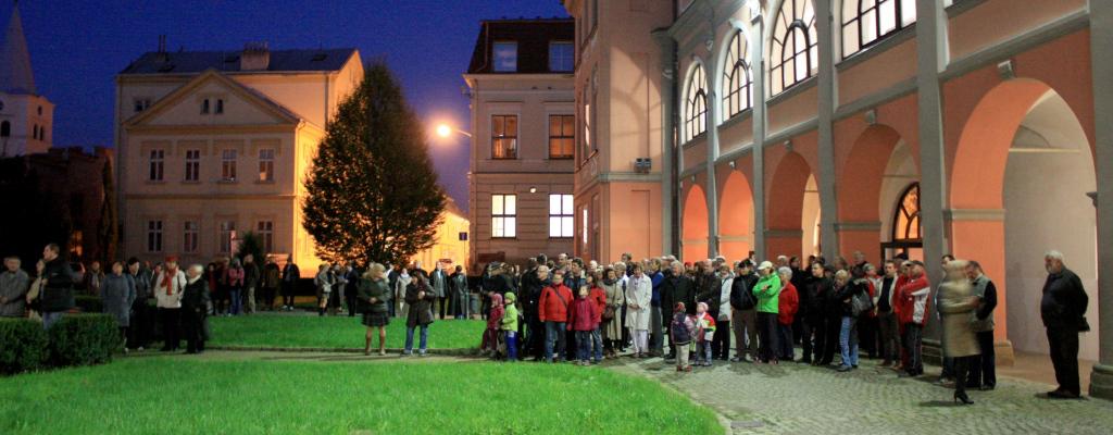 Muzejní a Galerijní Centrum otevřelo své brány
