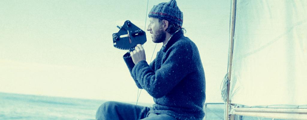 Český mořeplavec Rudolf Krautschneider připluje do Kázetka