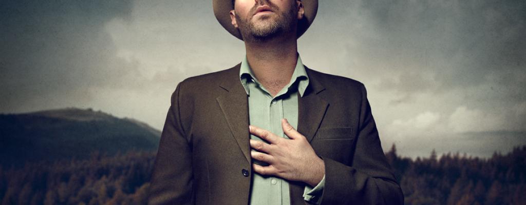 Písničkář Alasdair Bouch, potěší meziříčské publikum