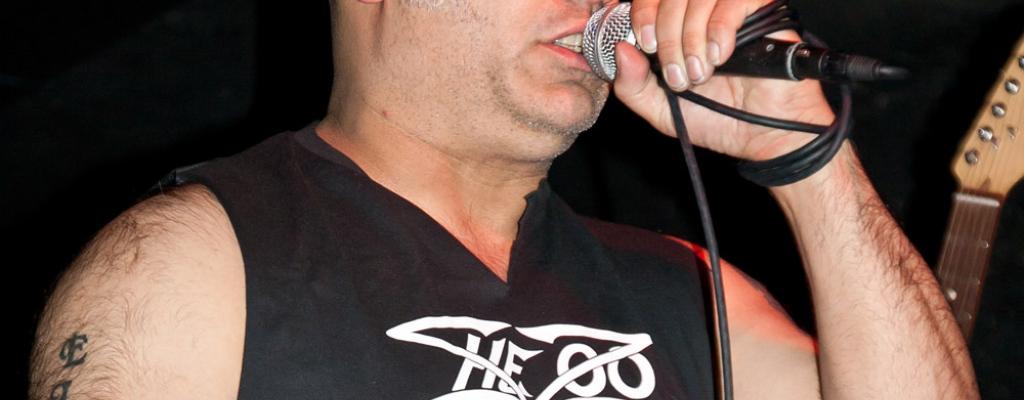 Ex Iron Maiden Blaze Bayley se představí ve Valašském Meziříčí