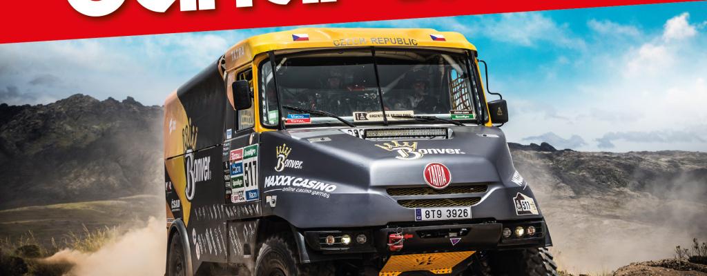 Rallye Dakar ovládne Valašské Meziříčí