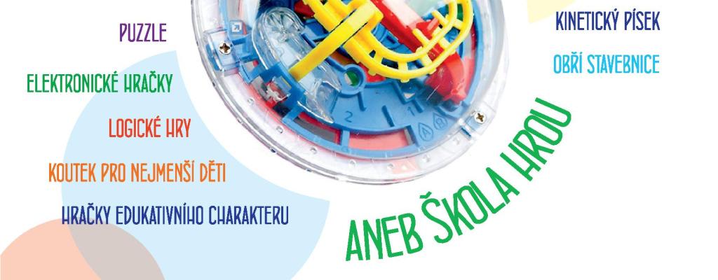 Nová interaktivní výstava představí vzdělávací hry a hračky