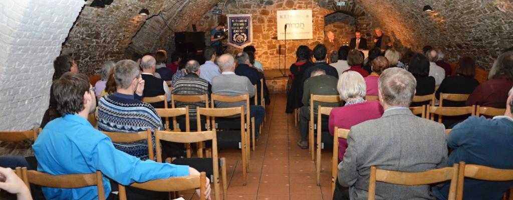 Začíná Chaverut, série programů věnovaných Izraeli