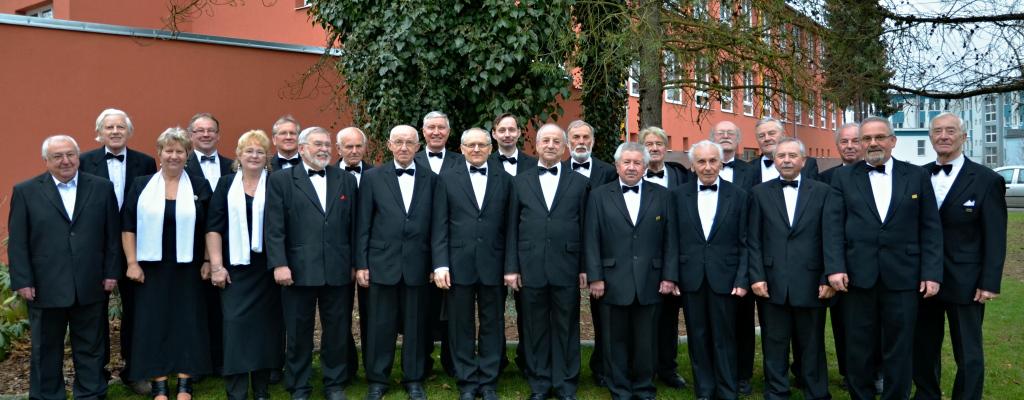 Mužský pěvecký sbor Beseda zve na Podzimní koncert