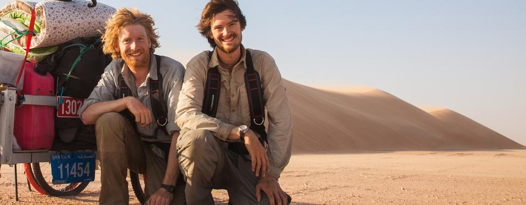 Filmový festival Expediční kamera, přináší do M-klubu opět nejlepší filmy o cestování a sportech v přírodě