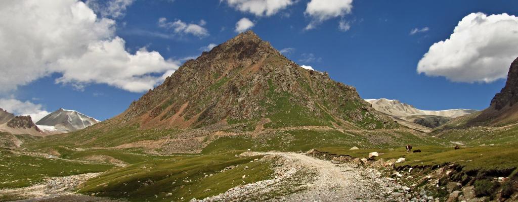 Pestrobarevný Kyrgyzstán v povídání Michala Štěpánka