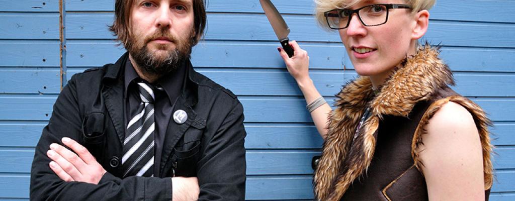 Poetiku s duší folku nabídne charistmatické duo Kieslowski