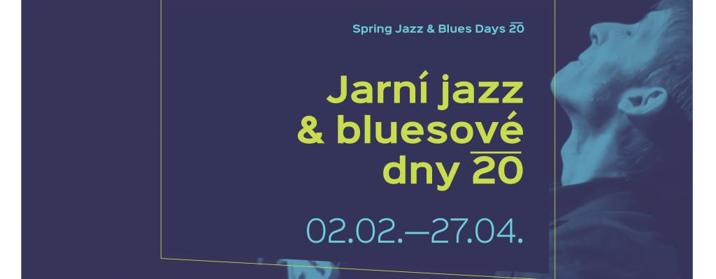 Jarní jazz & bluesové dny představí umělce ze šesti zemí