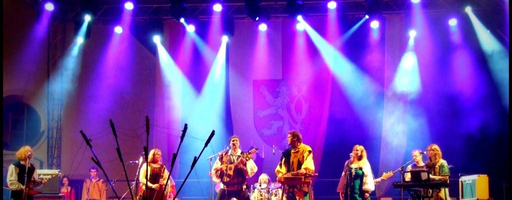 Soubor Lucrezia Borgia pokřtí album na koncertě v M-klubu