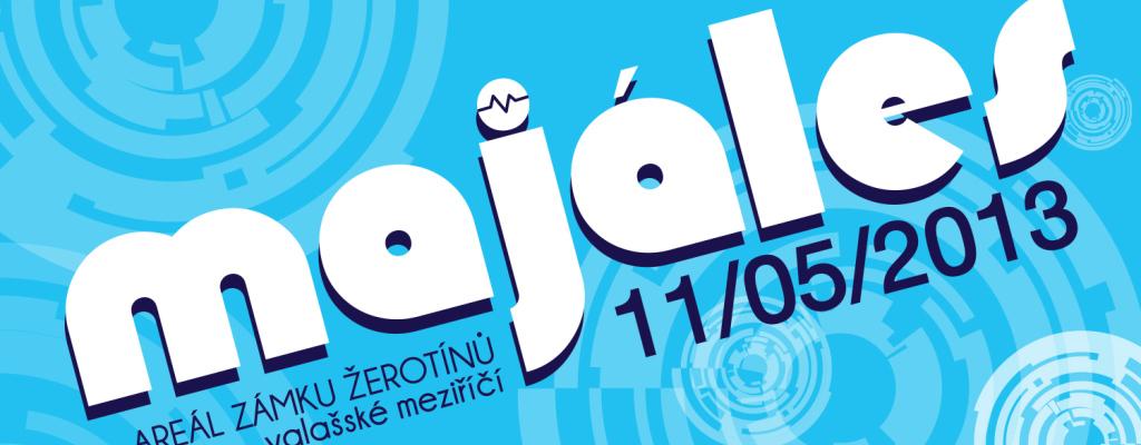 Předprodej vstupenek na Majáles 2013 zahájen!
