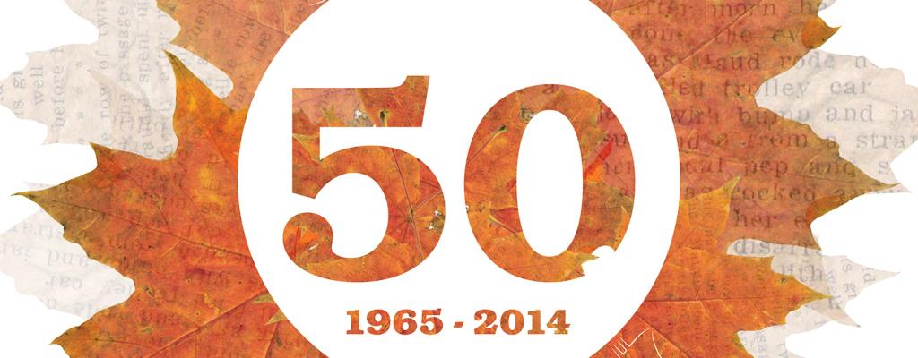 Festival poezie vstupuje v říjnu do šesté dekády
