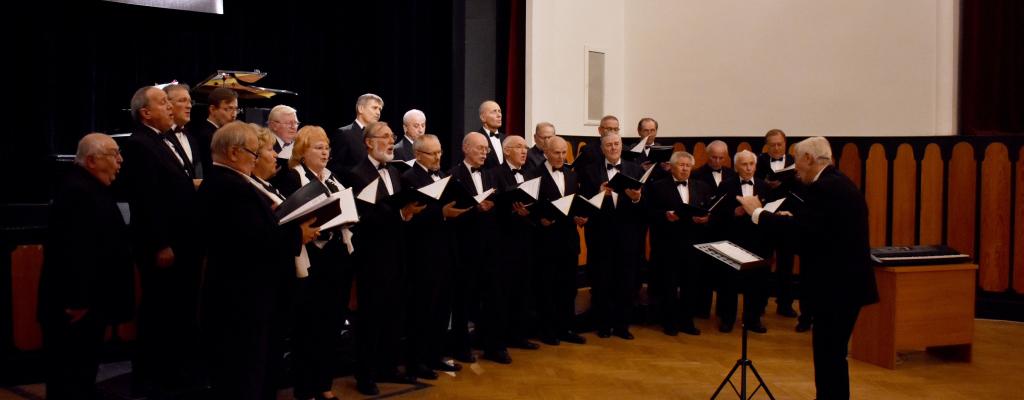 Mužský pěvecký sbor Beseda zve na Jarní koncert