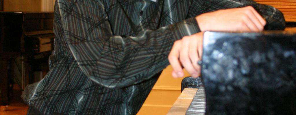 Miroslav Míč uvede ve Valašském Meziříčí svůj klavírní recitál