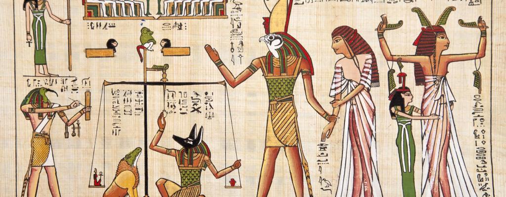 Radek Kubla o Starověkém Egyptě
