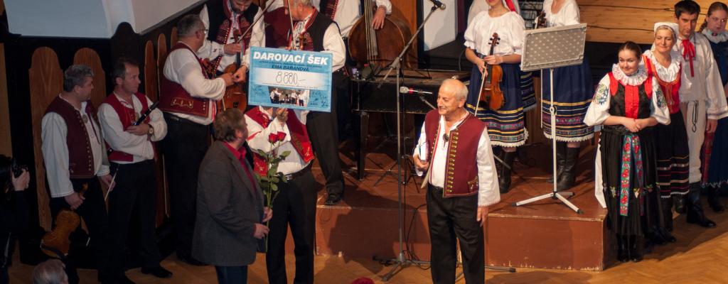 Kulturní zařízení hostilo benefiční koncert Setkání na zámku