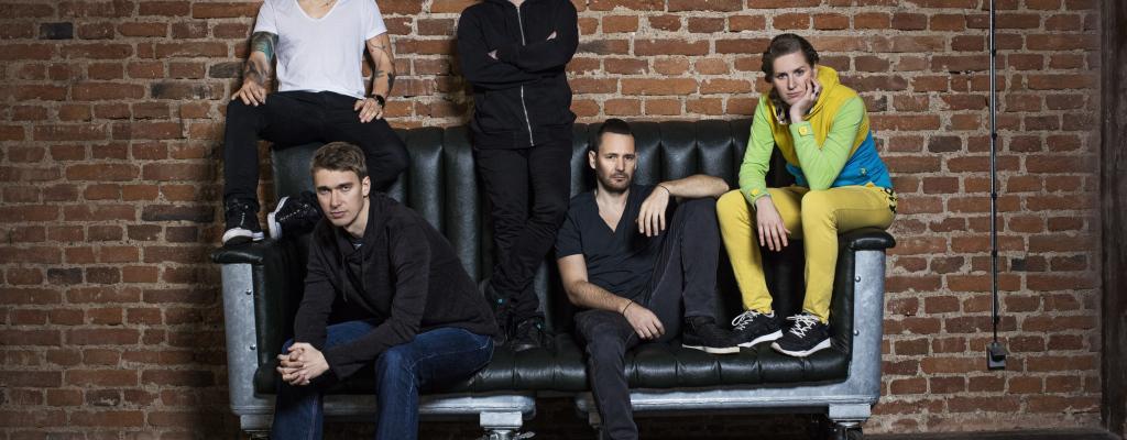 Skyline: Nejrozjetější česká kapela míří do Valmezu