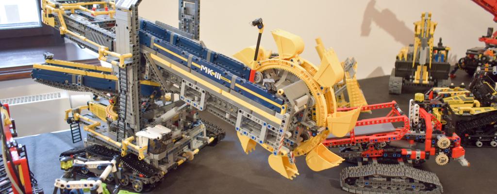 Do Valmezu na LEGO