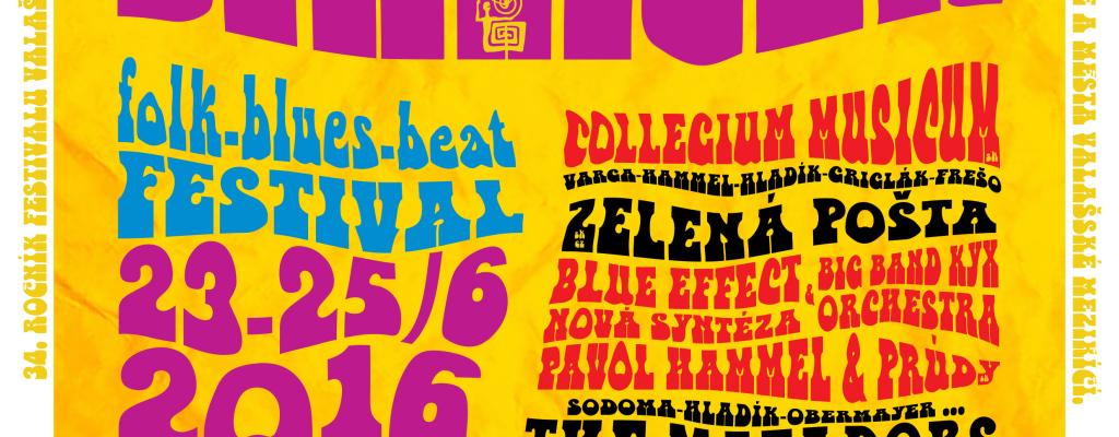 Zahajujeme předprodej vstupenek na festival Valašský špalíček 2016