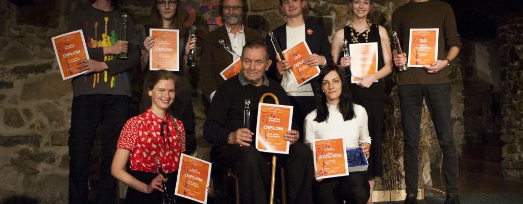 Čeští recitátoři ovládli 53. Mezinárodní festival poezie ve Valašském Meziříčí