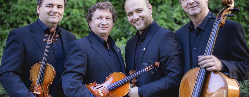 Wihanovo kvarteto zahraje ve Valašském Meziříčí