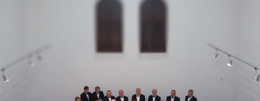 Mužský pěvecký sbor Beseda připravuje Podzimní koncert