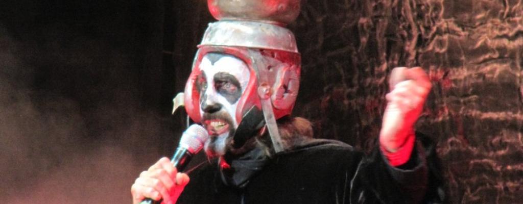 Britská hudební ikona Arthur Brown přiveze na Valašský špalíček 2016 svůj bláznivý svět