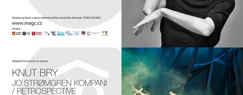 Norský fotograf Knut Bry a valašskomeziříčský rodák Jakub Sobotka a vystavují v rámci festivalu TANECVALMEZ  v Muzejním a galerijním centru ve Valašském Meziříčí
