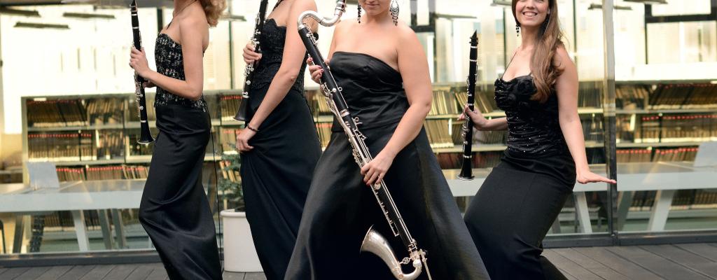 Zpívající klarinety uvedou moderní písně i klasiku ve vlastních úpravách