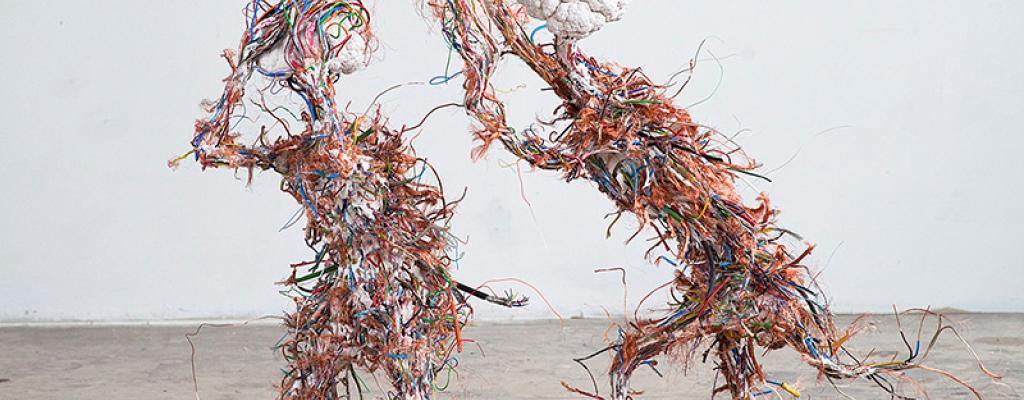 Meziříčské galerie Kaple a Sýpka představují velkoformátová díla Matúše Lányiho a sochy Krištofa Kintery