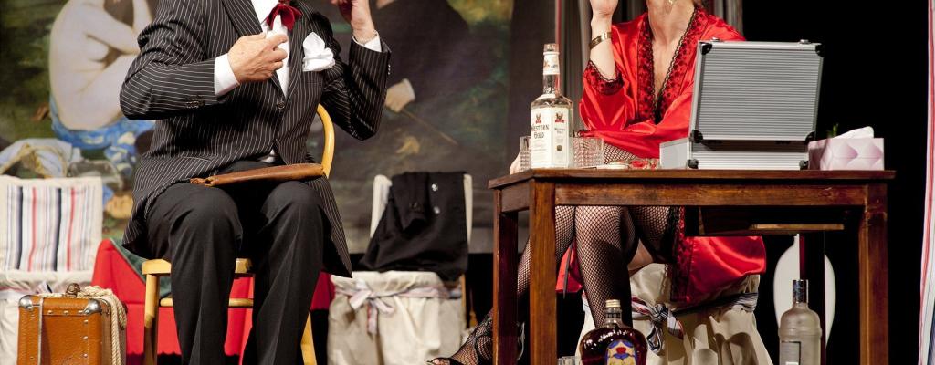 Petr Nárožný se představí ve francouzské bulvární komedii