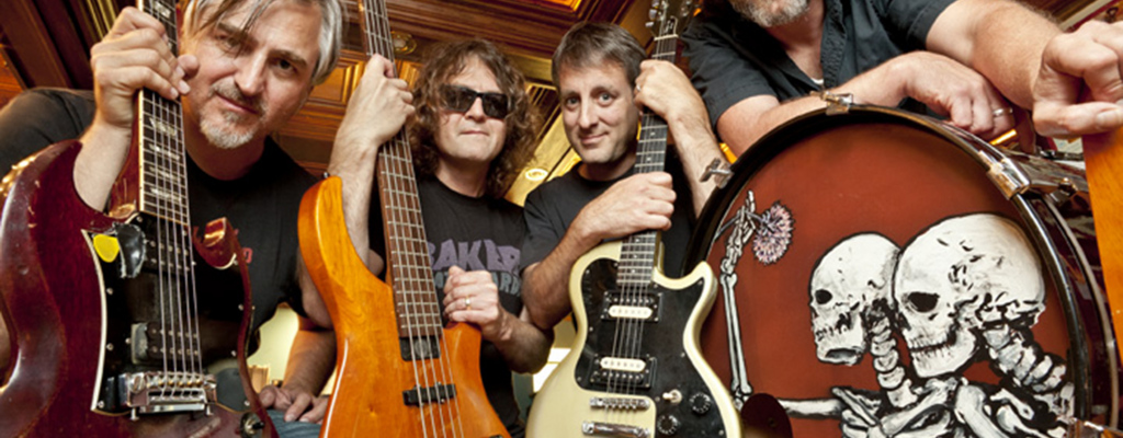 Heavy blues přiveze kapela GravelRoad ze Seattlu