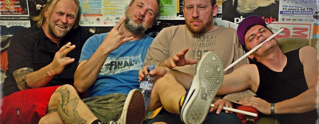 Rockeři Krucipüsk zahrají hity i novinky