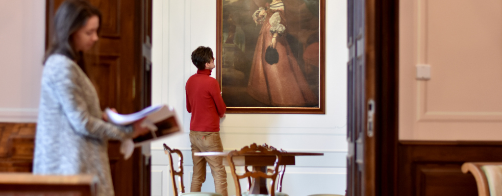 Zámecké expozice Muzejního a galerijního centra se otevírají veřejnosti