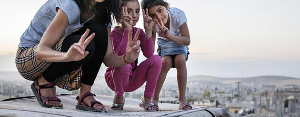 Válečná Sýrie zblízka s Markétou Kutilovou