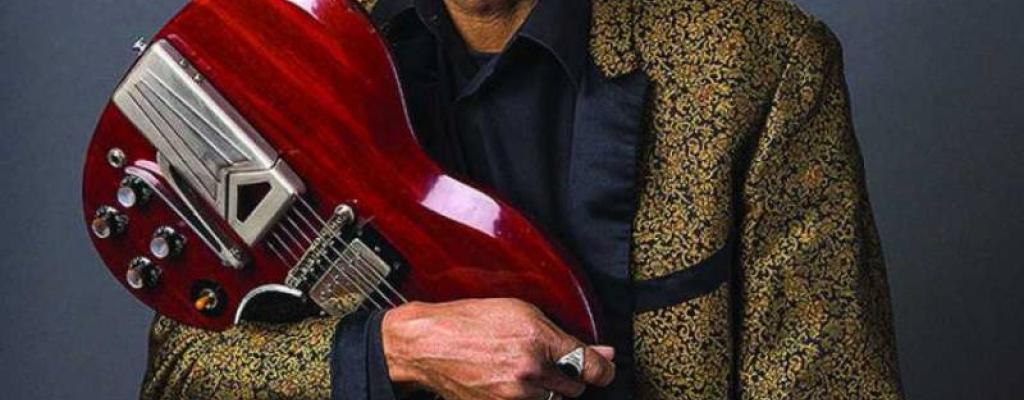 Americký bluesman Linwood Lee Taylor míří do Valmezu