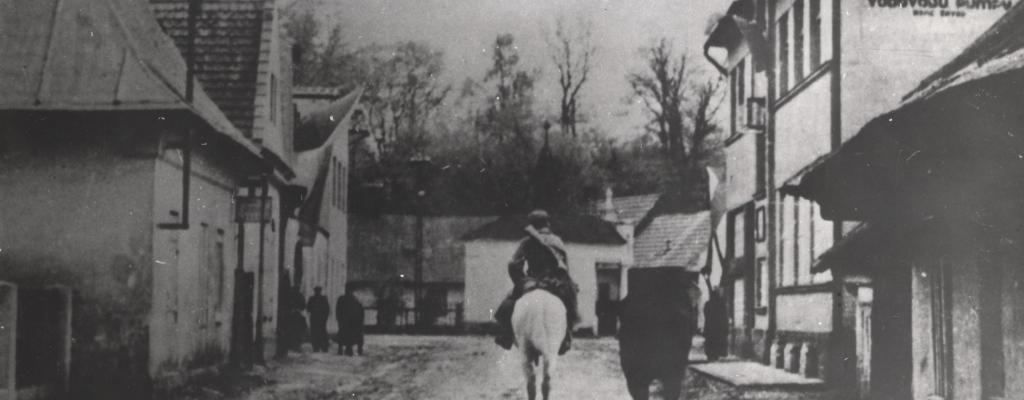 Výstava Krvavé valašské jaro 1945: 70 let od osvobození města Valašské Meziříčí