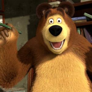 Máša a medvěd: Mášiny písničky