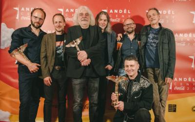 Robert Křesťan a Druhá tráva představí vítězné album na Valašském špalíčku