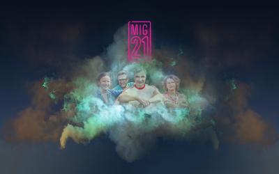 Kapela MIG 21 vyjíždí na podzimní turné