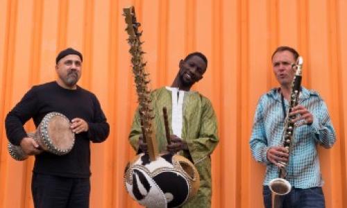 Cissokho - Brönnimann – Hason African Project