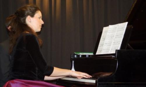 Jan OSTRÝ – flétna, Silvie JEŽKOVÁ – klavír