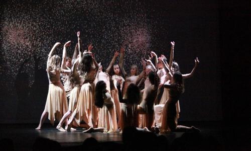 Taneční představení INSIDE