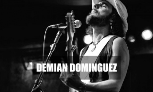 DEMIAN BAND (blues rock / ARG)