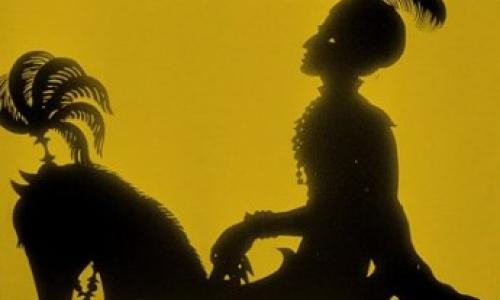 Dobrodružství  prince Achmeda s živým hudebním doprovodem