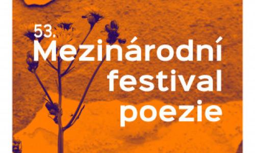 53. Mezinárodní festival poezie